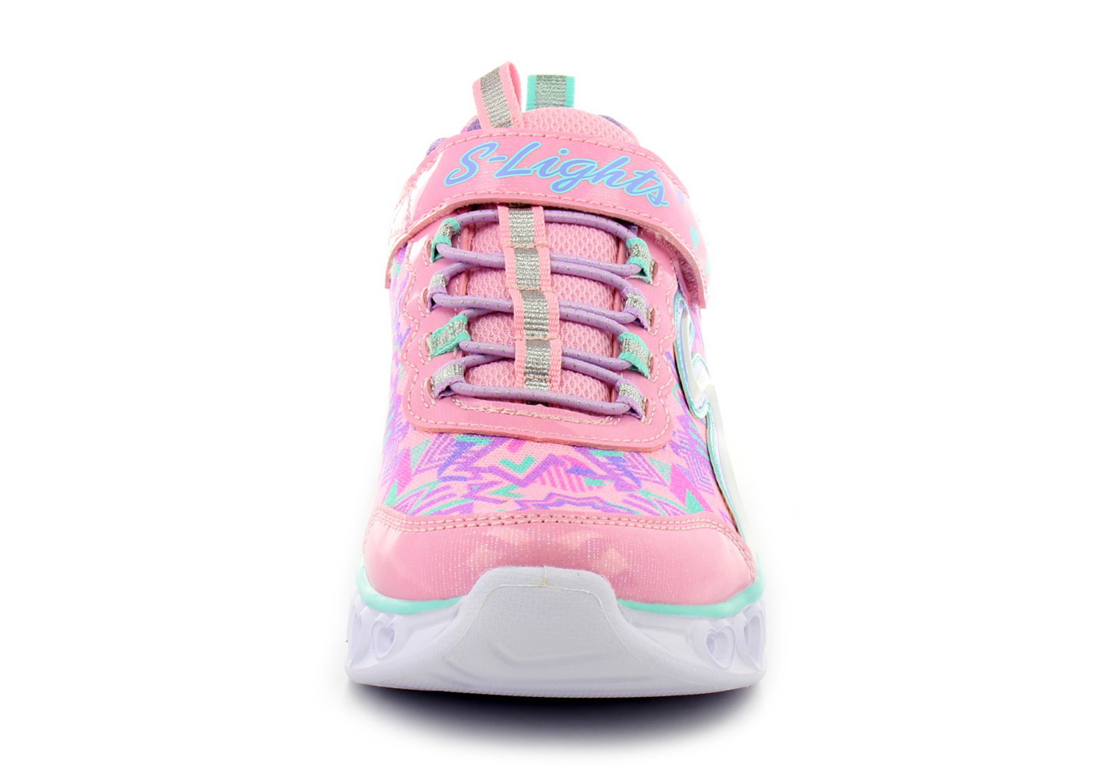 b1217be55d8f Skechers Cipő - Heart Lights - 20180L-lpmt - Office Shoes Magyarország