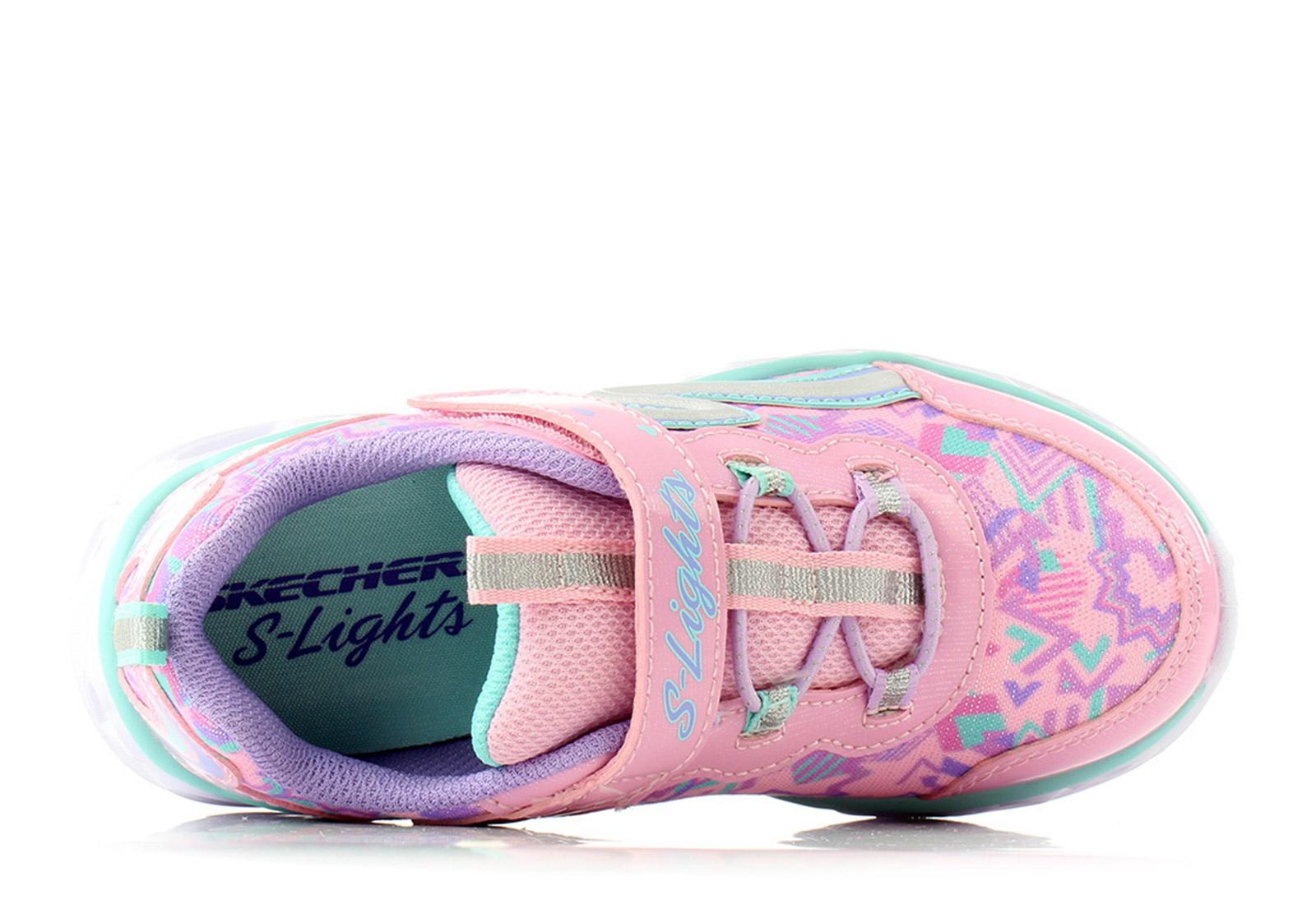 8e188661f8ca Skechers Cipő - Heart Lights - 20180N-lpmt - Office Shoes Magyarország