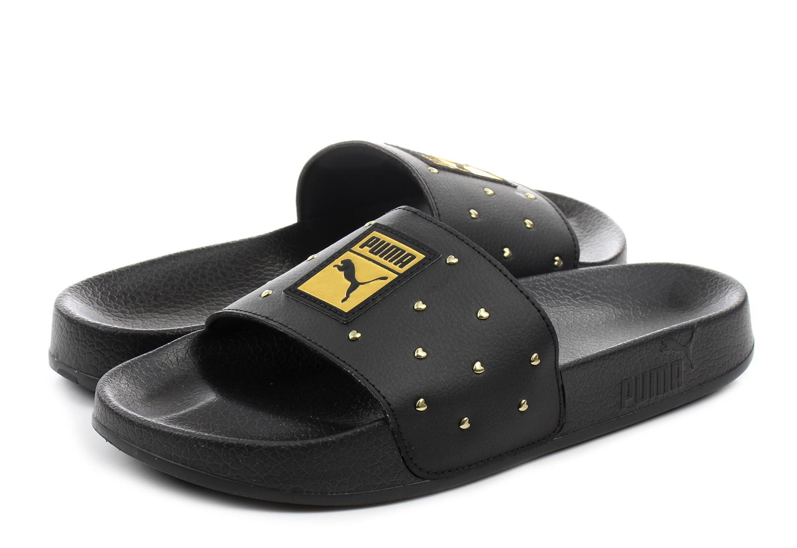 f8fdbfdfa0 Puma Papucs - Leadcat Studs Wns - 36940501-blk - Office Shoes ...