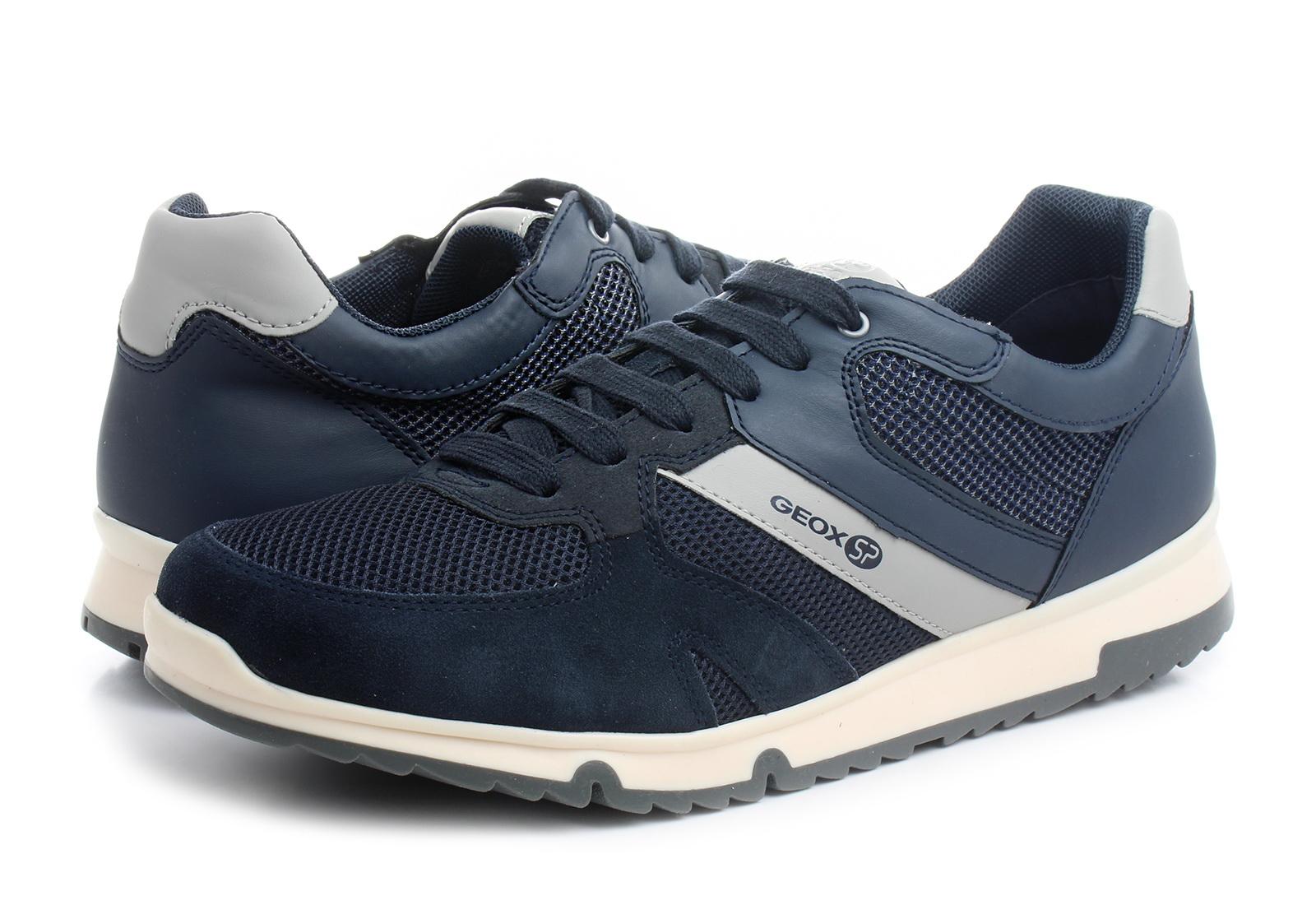 Corrección Brillar Pacífico  Geox Pantofi - Wilmer - 3XB-1422-C4064 - Office Shoes Romania