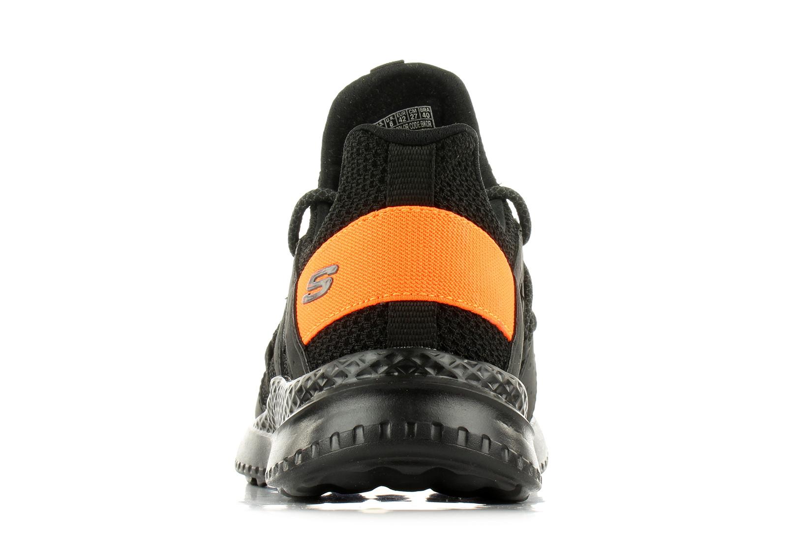 Skechers Shoes Matera 51865 Bkor Online Shop For