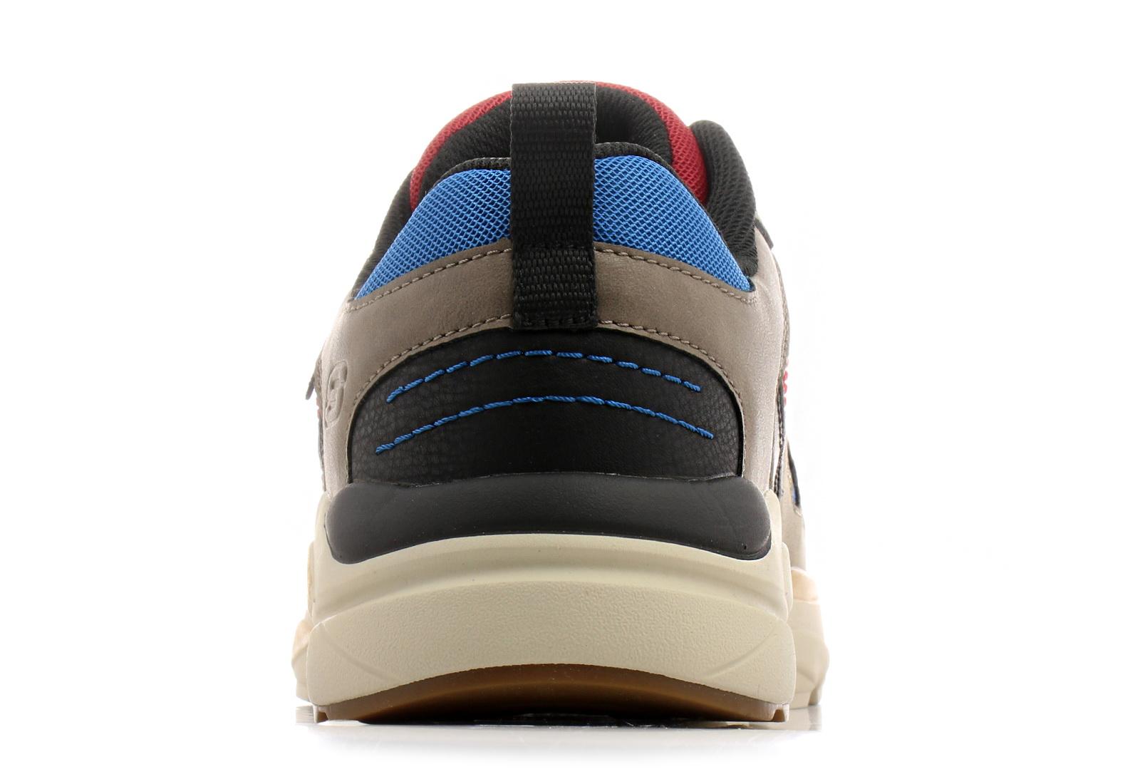 Skechers Topánky - Verrado - Brogen - 66020-brbk - Tenisky 82088e9d47a