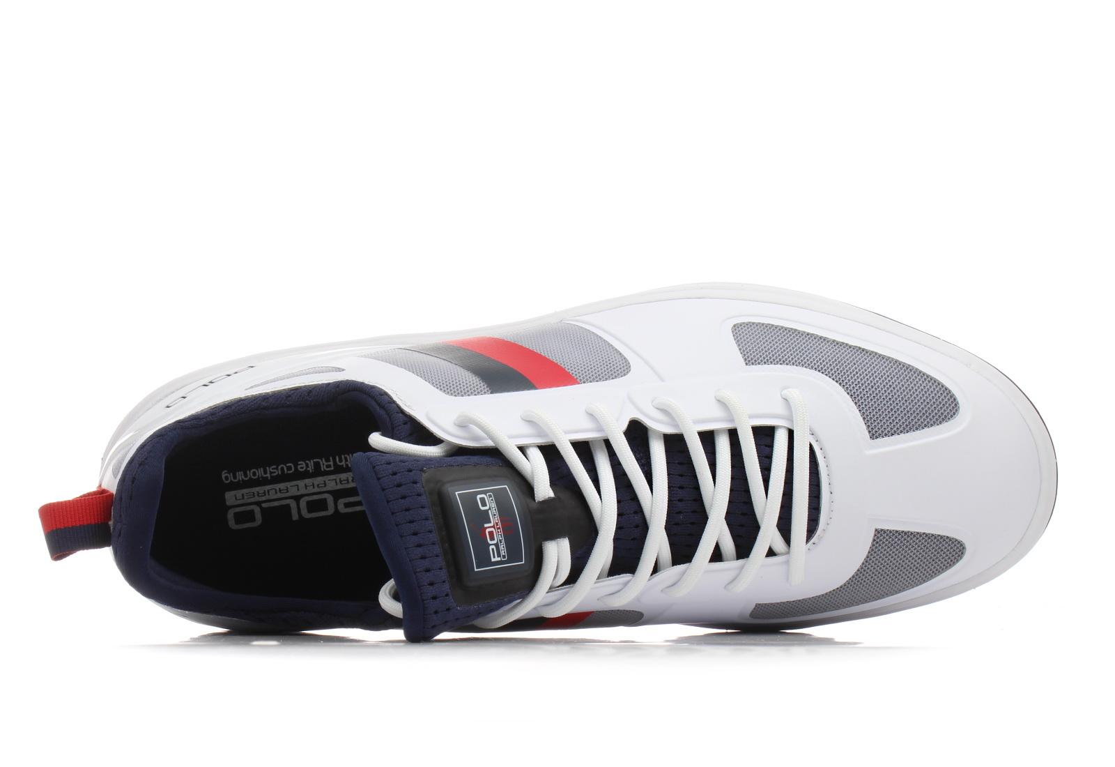 b9aee9f3b Polo Ralph Lauren Nízké Boty - Court 200 - 809669837007Značková obuv ...