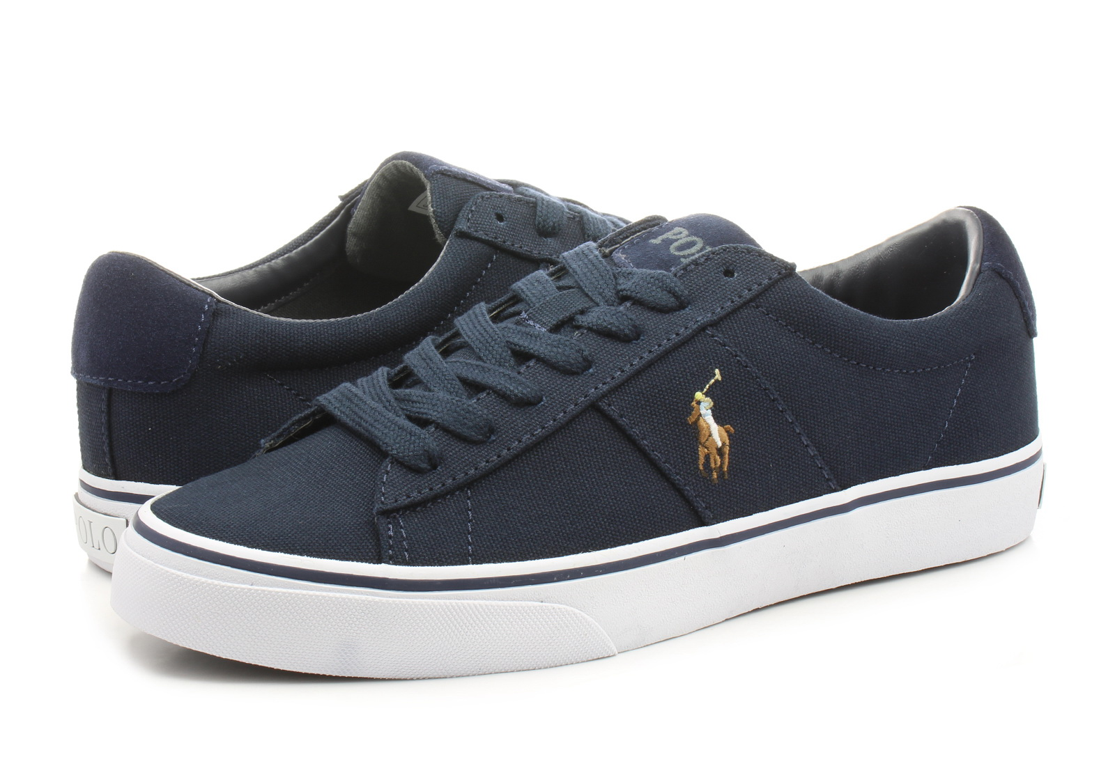 Polo Ralph Lauren Cipő - Sayer - Ne - 816749369002 - Office Shoes ... 2a1390db9b