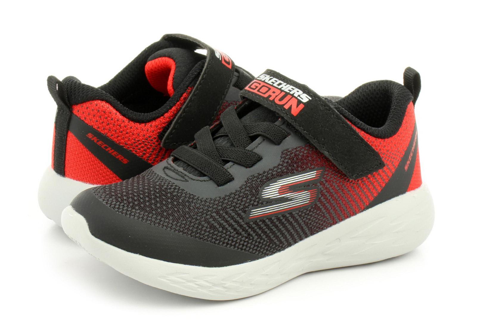 c4c158eb77 Skechers Cipő - Go Run 600 - Farrox - 97867N-bkrd - Office Shoes ...
