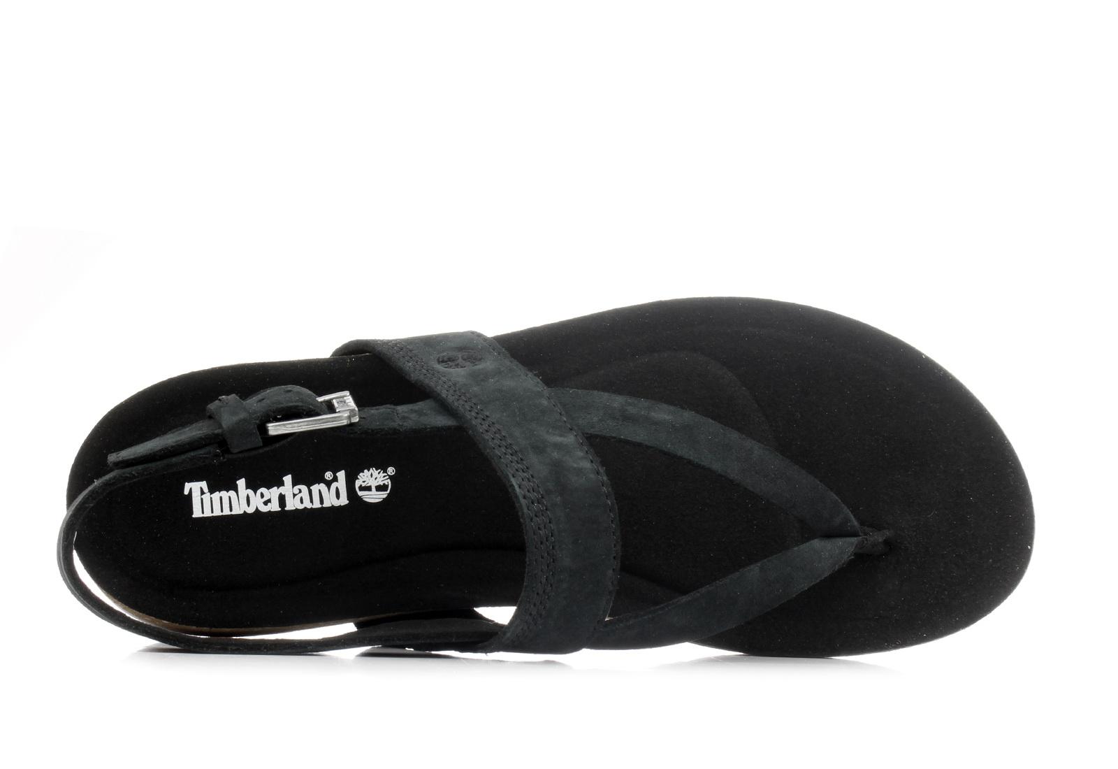 7243db57e3 Timberland Szandál - Malibu Waves - A1PGG-BLK - Office Shoes ...
