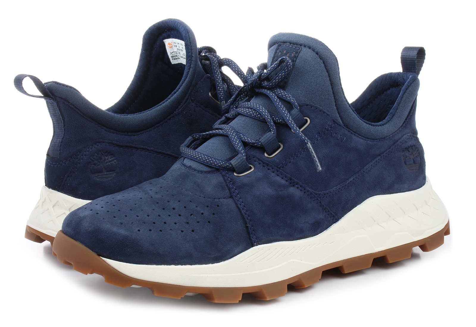 Timberland Shoes Brooklyn Ox A1yvp Nvy Online Shop