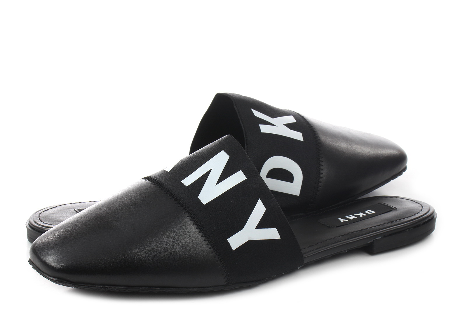 5e1c19516a2c DKNY Slippers - Dawn - K1933001-blk - Online shop for sneakers ...