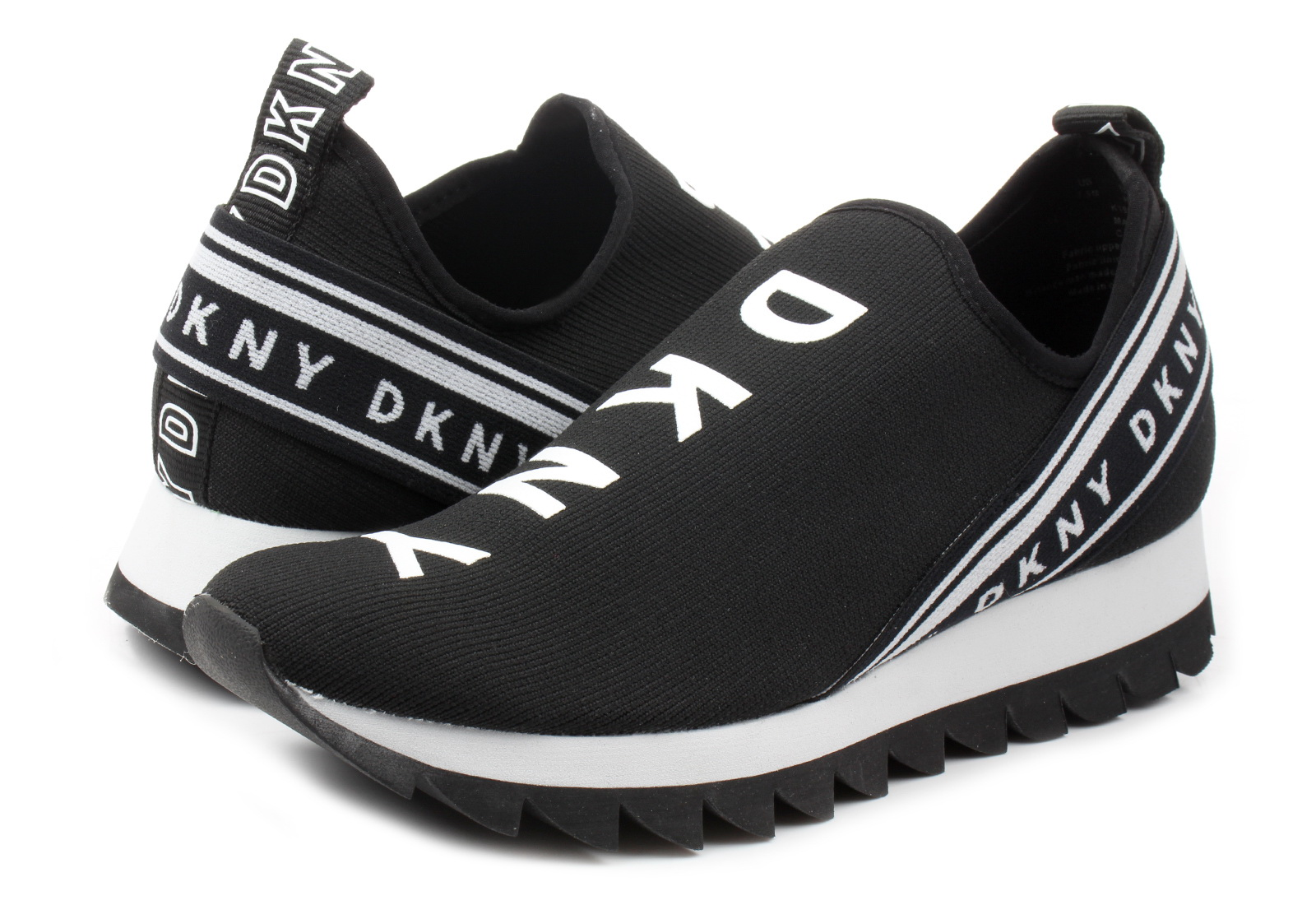 a83deaee0 DKNY Shoes - Abbi - K1966559-blk - Online shop for sneakers, shoes ...