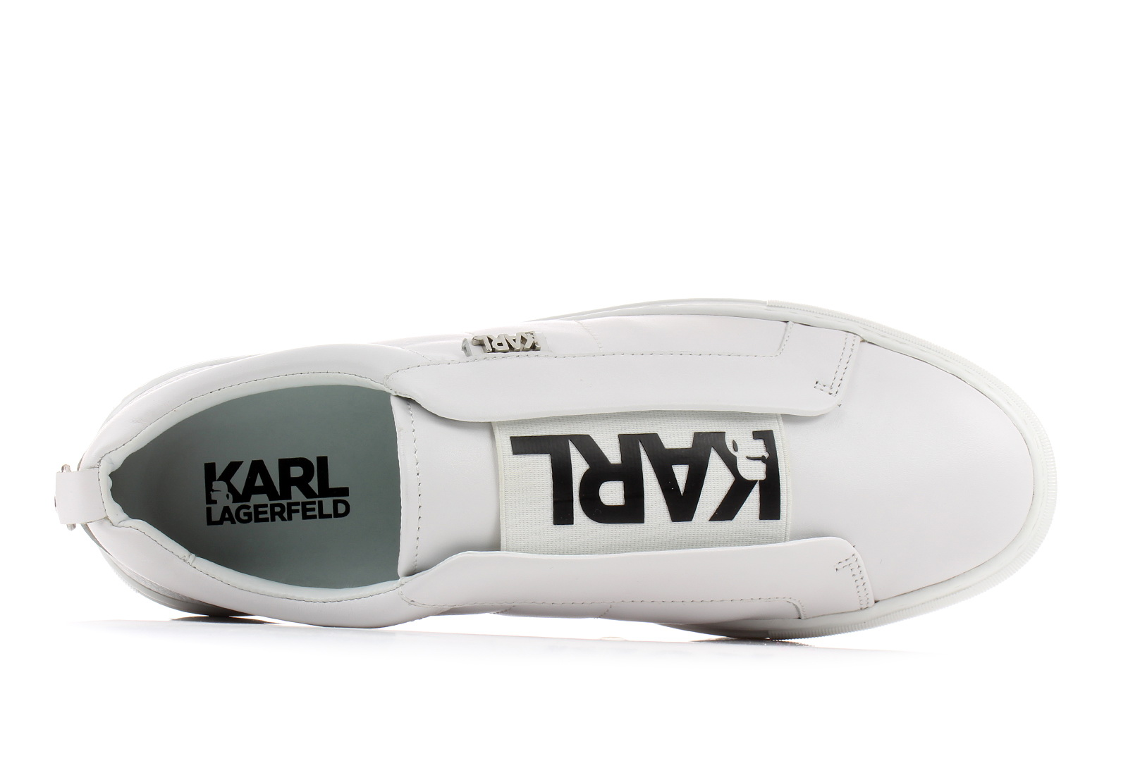 0a7fe9a8ba Karl Lagerfeld Cipő - Kupsole Karl - KL51015-01S - Office Shoes ...