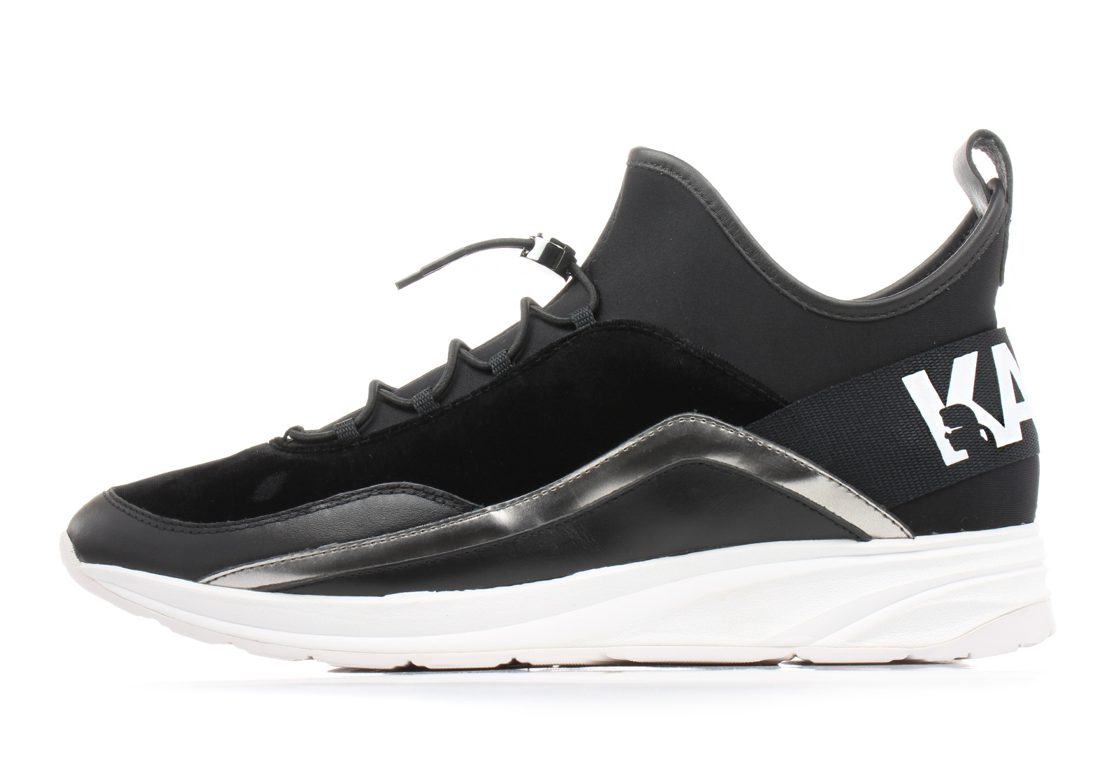 1ac6fa83f9 Karl Lagerfeld Shoes - Vektor Sock Runner - KL51125-400 - Online ...