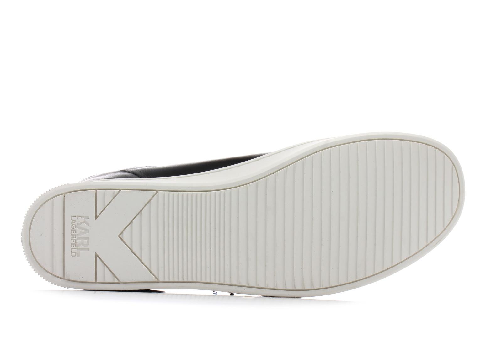 00c3b8c2d2 Karl Lagerfeld Cipő - Kourt Karl Ikonik - KL51210-000 - Office Shoes ...