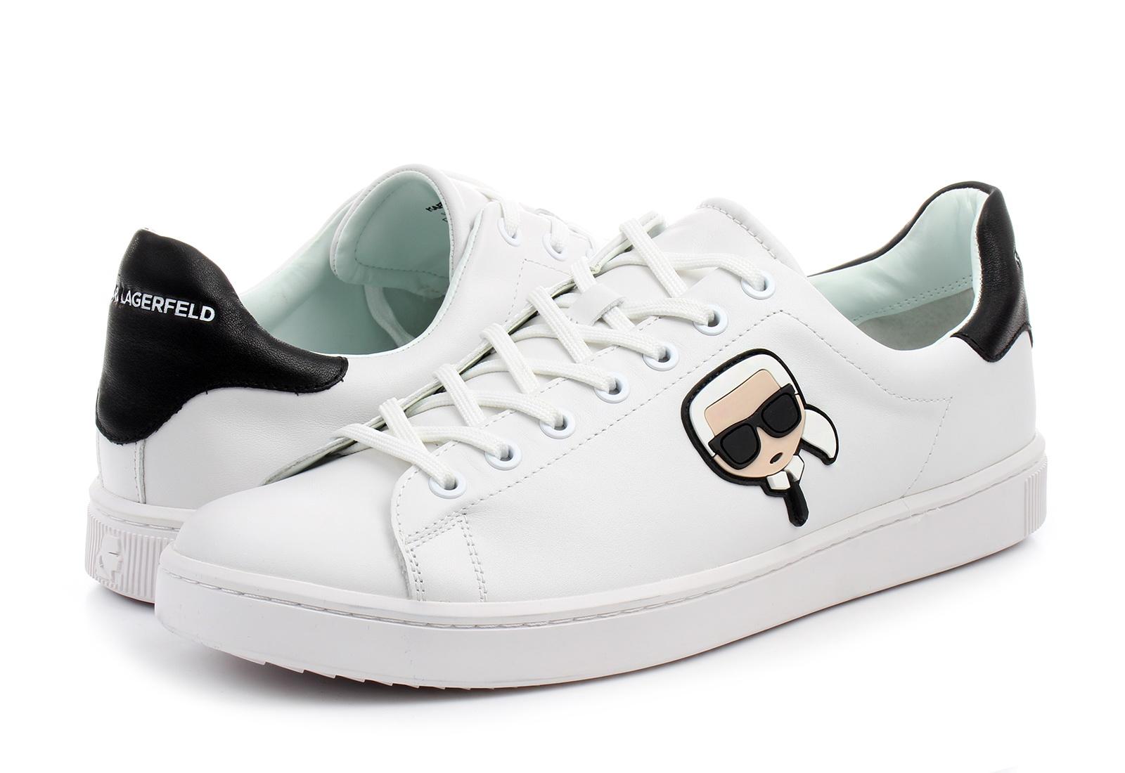 Karl Lagerfeld Cipő Kourt Karl Ikonik