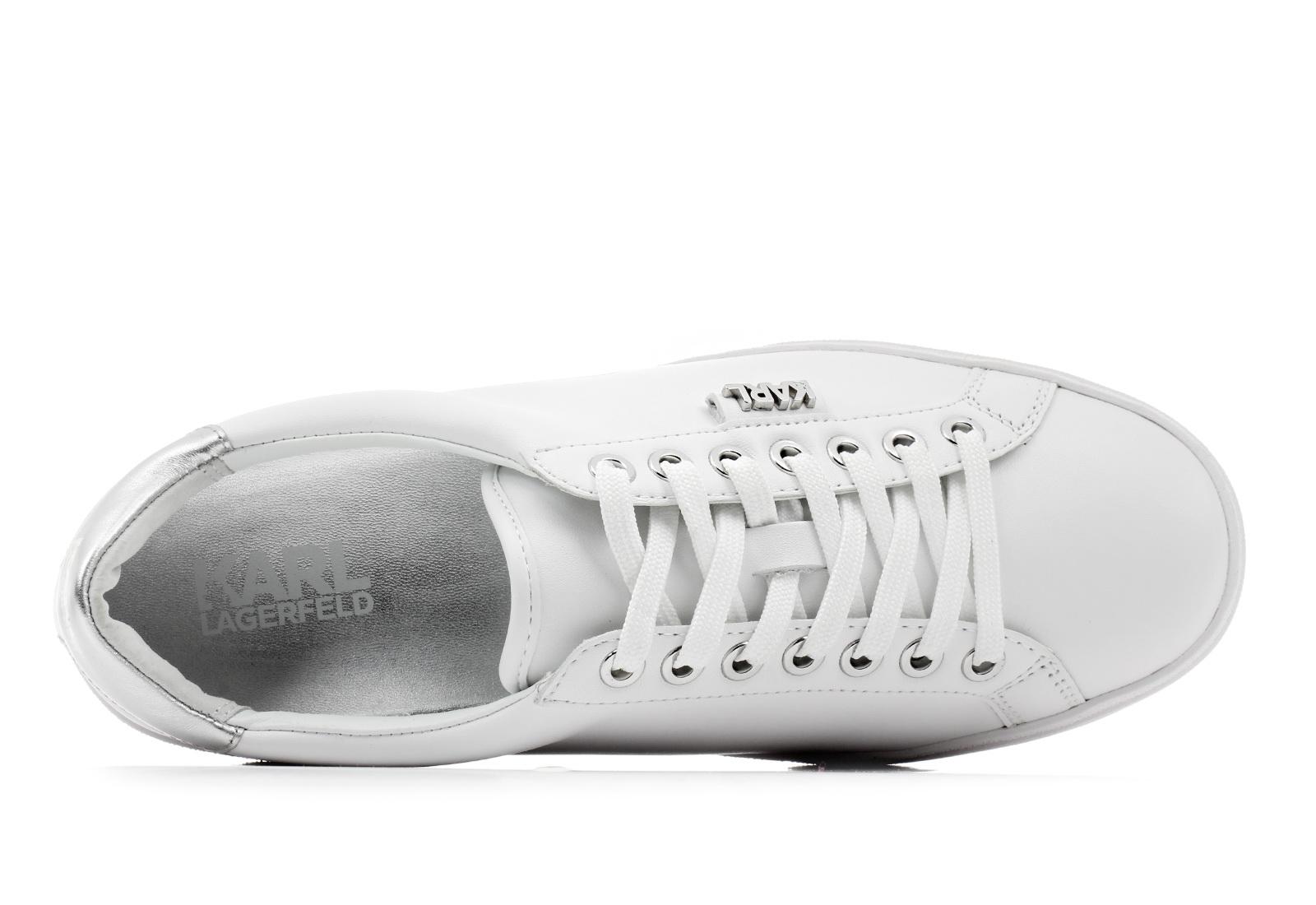 05272a484e Karl Lagerfeld Shoes - Skool Karl Ikonic - KL60101-011 - Online shop ...