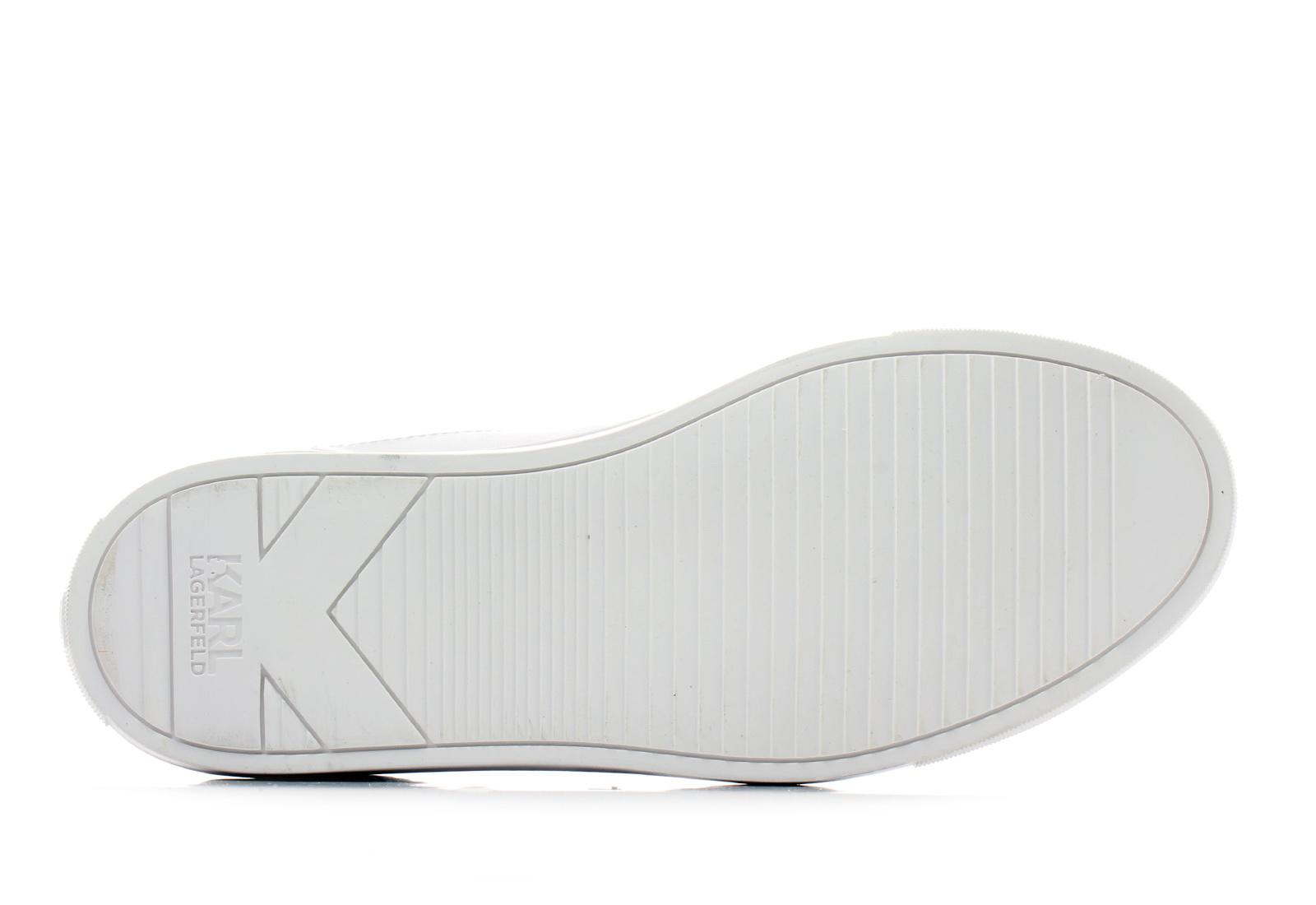 999a1b2c8b Karl Lagerfeld Cipő - Kupsole Karl Ikonik - KL61030-011 - Office ...