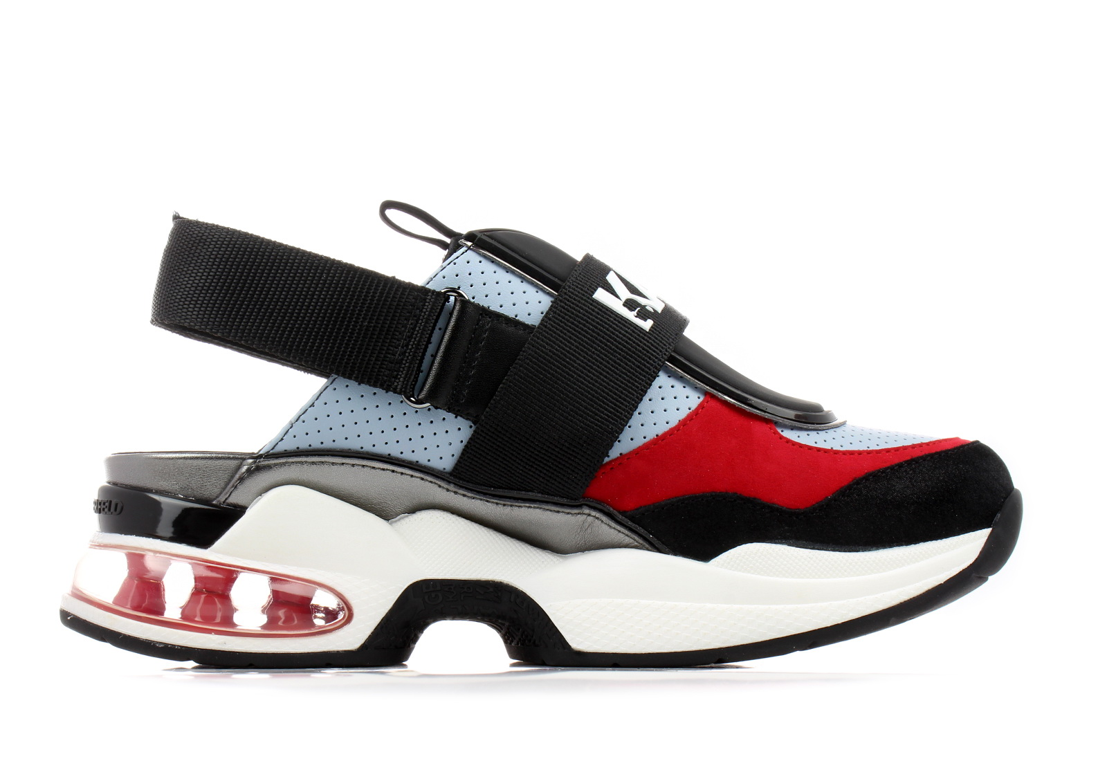 c25320a42c Karl Lagerfeld Cipő - Ventura Shuttle - KL61710-3XB - Office Shoes ...