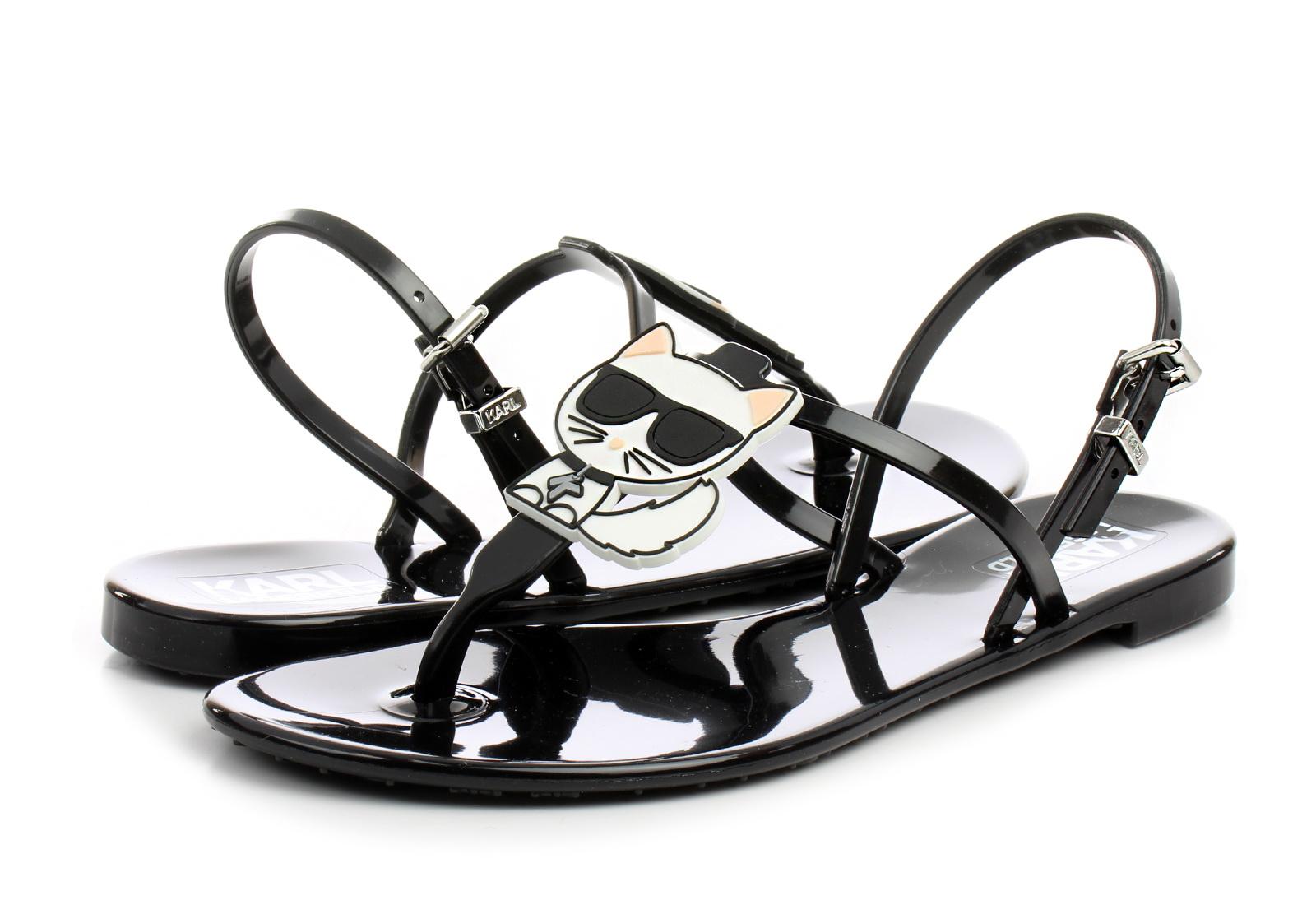 Karl Lagerfeld Sandale Sandale