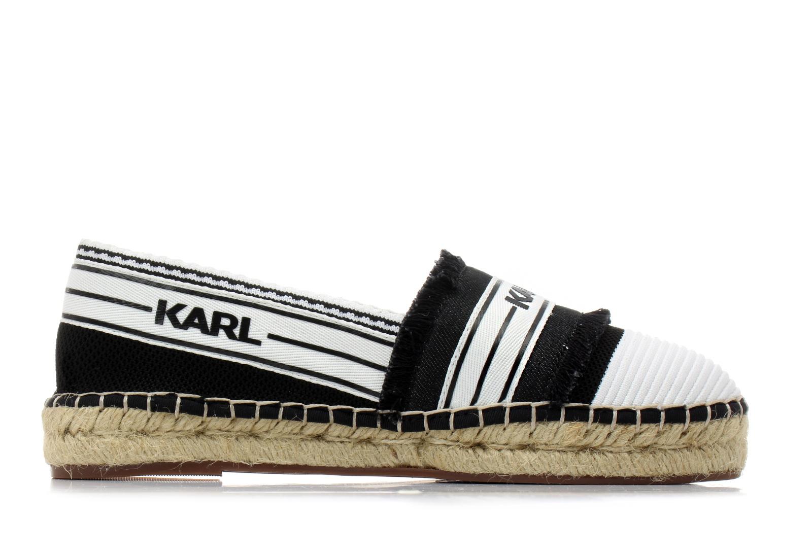 2df48f78b7 Karl Lagerfeld Shoes - Kamini Patchwork - KL80109-KX0 - Online shop ...