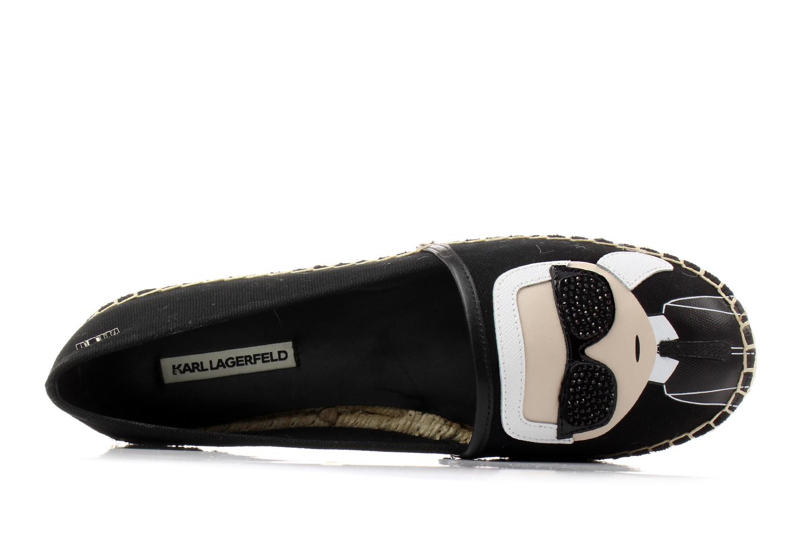 47cdc23a4d Karl Lagerfeld Shoes - Kamini Karl Ikonic - KL80111-400 - Online ...