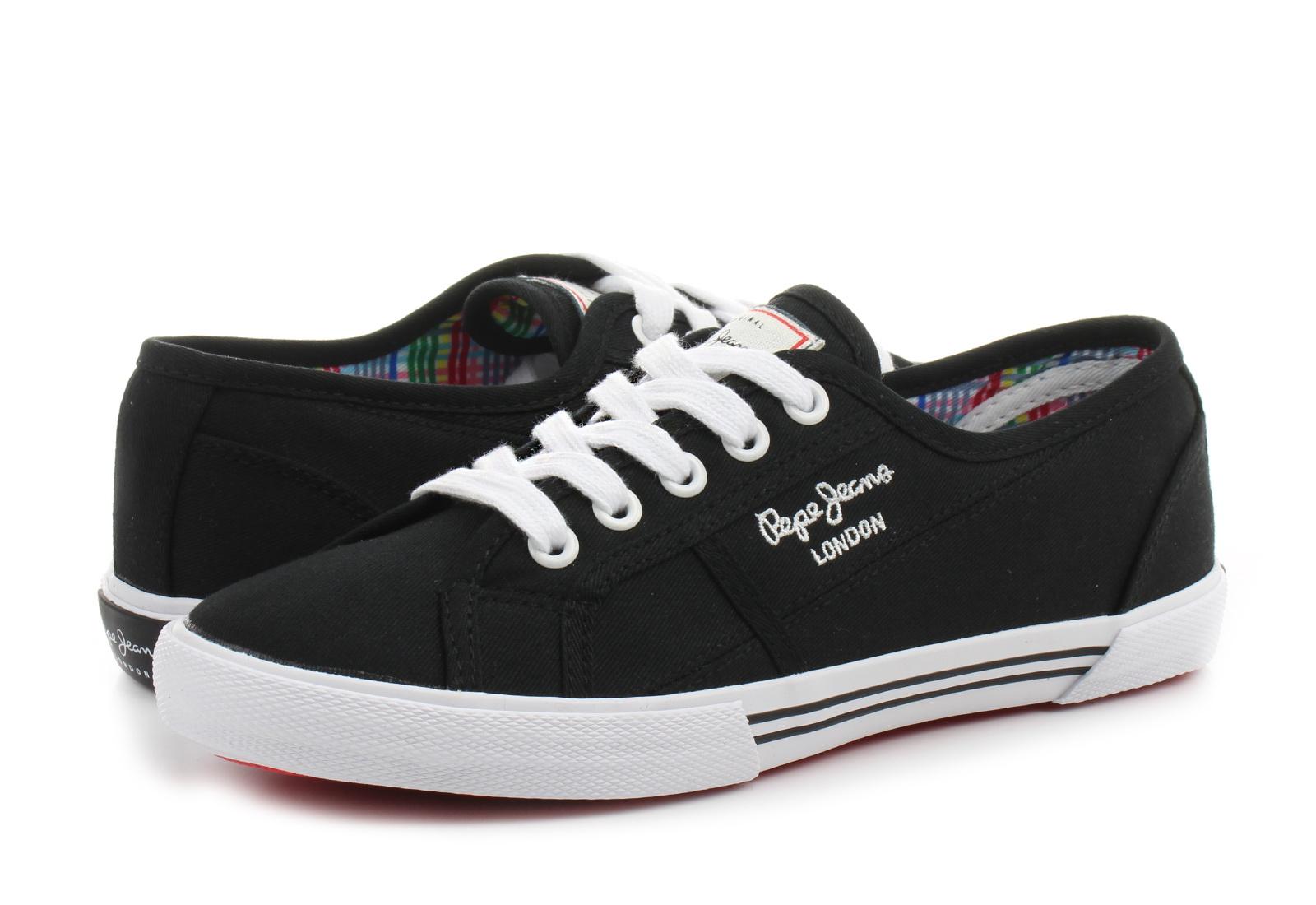 Pepe Jeans Damen Aberlady Basic 17 Sneaker