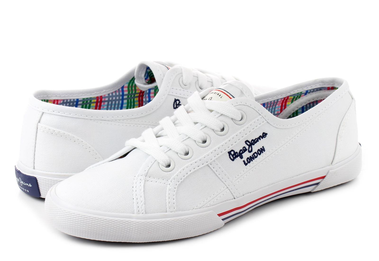 Pepe Jeans Férfi Cipő fehér
