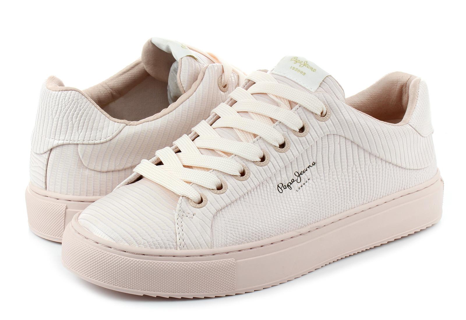 pepe jeans női cipő rózsaszín