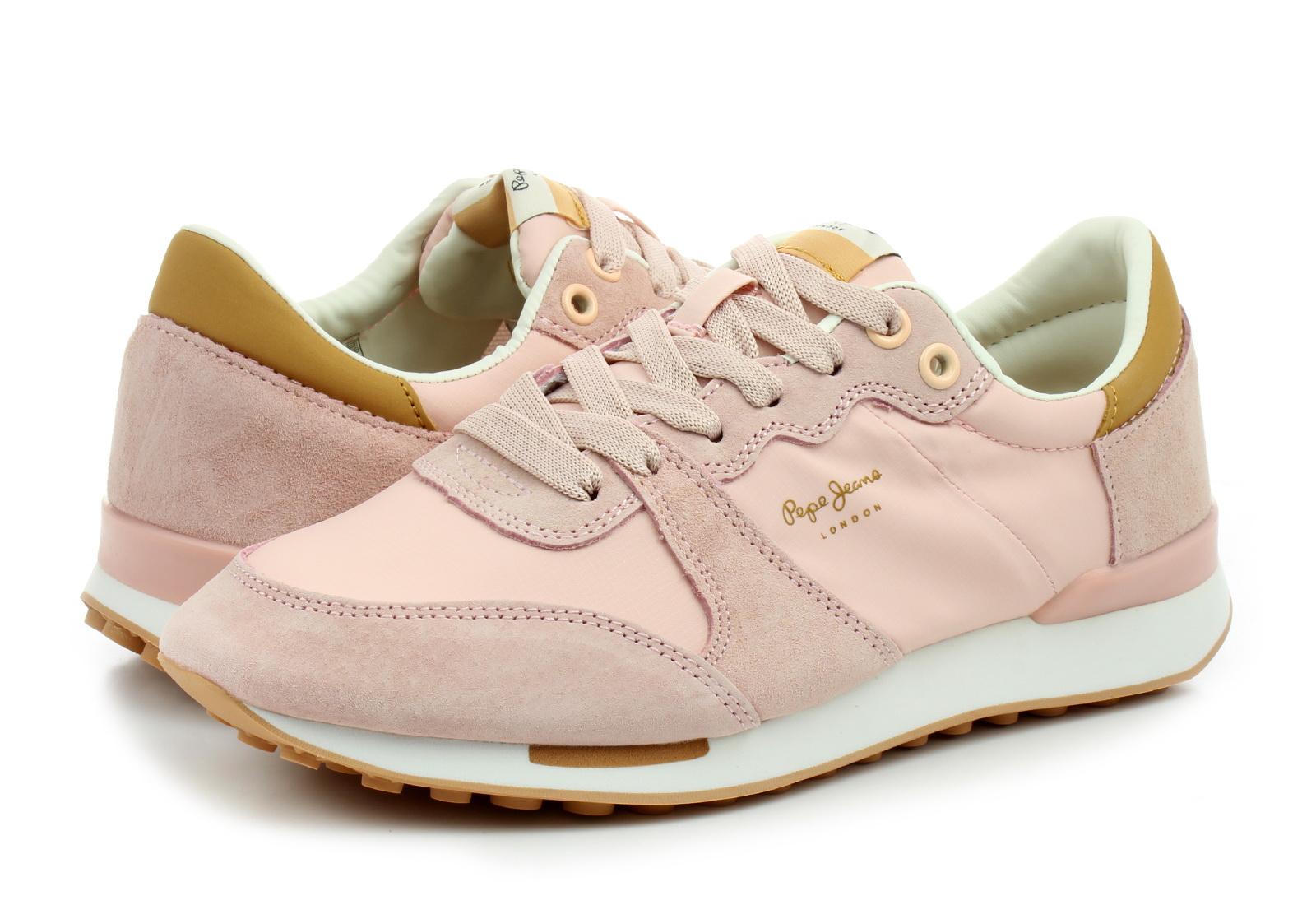 c8416395b Pepe Jeans Nízké Boty - Bimba Soft - PLS30861325Značková obuv a ...