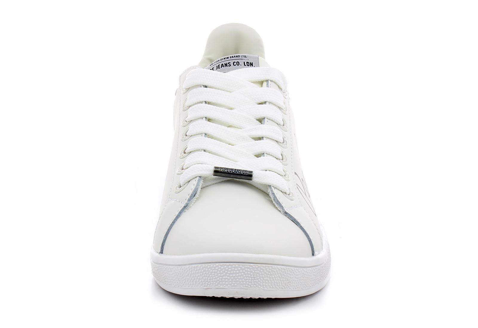 fa0553525 Pepe Jeans Nízké Boty - Brompton Mania - PLS30864800Značková obuv a ...