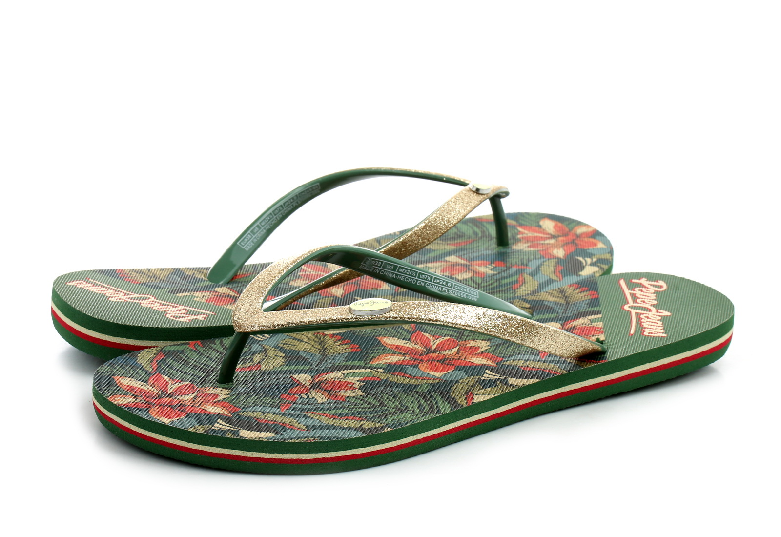 Pepe Jeans Pantofle Pls70056