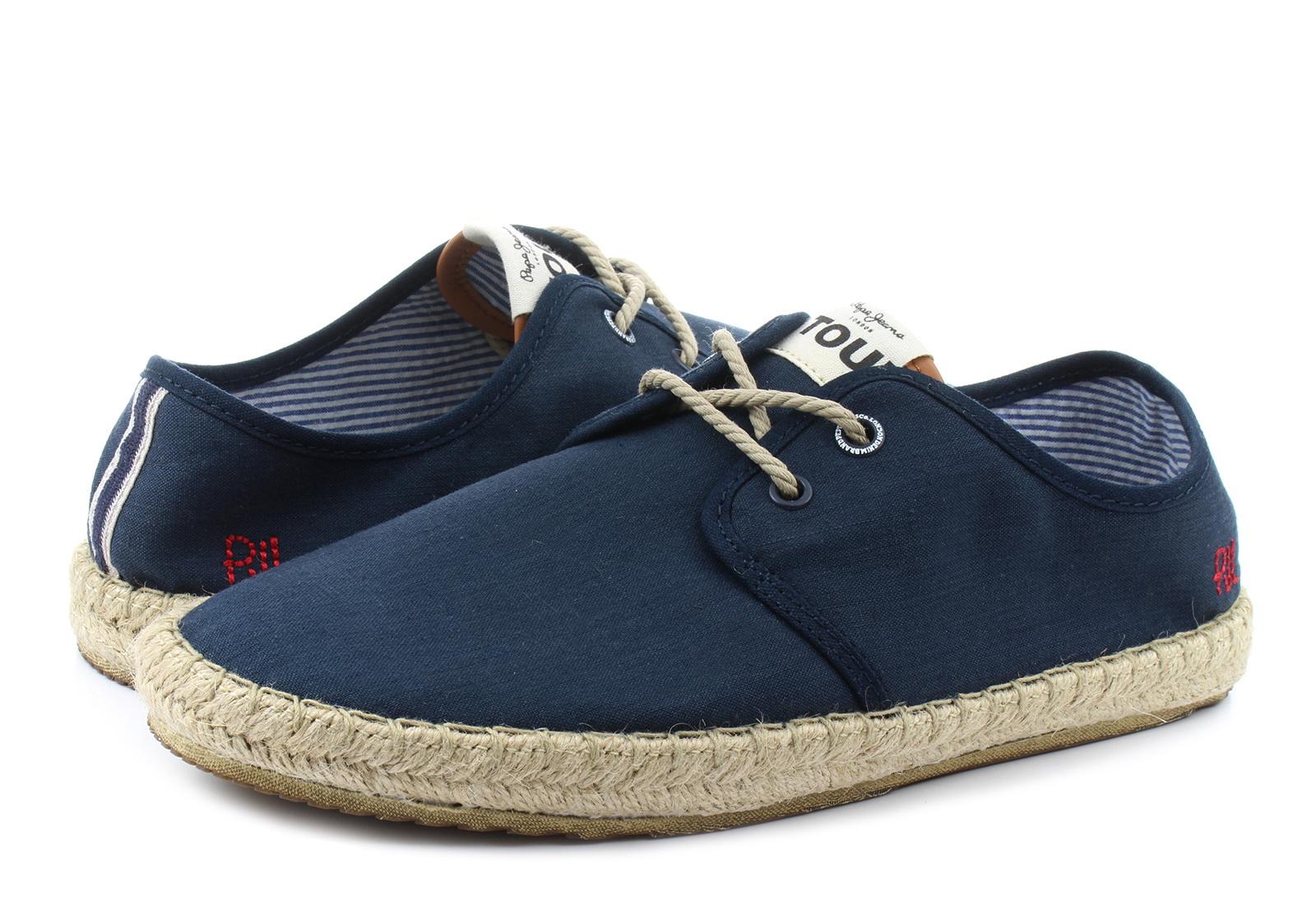 Pepe Jeans Pantofi Tourist Fabric