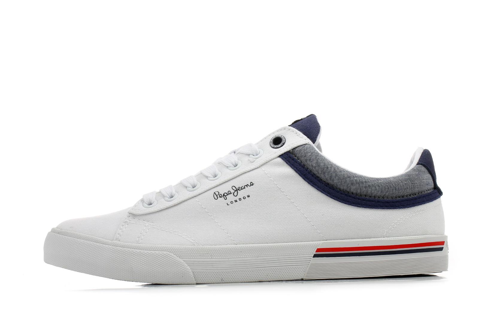 Pepe Jeans Cipő - Pms30530 - PMS30530800 - Office Shoes Magyarország 39067a5812