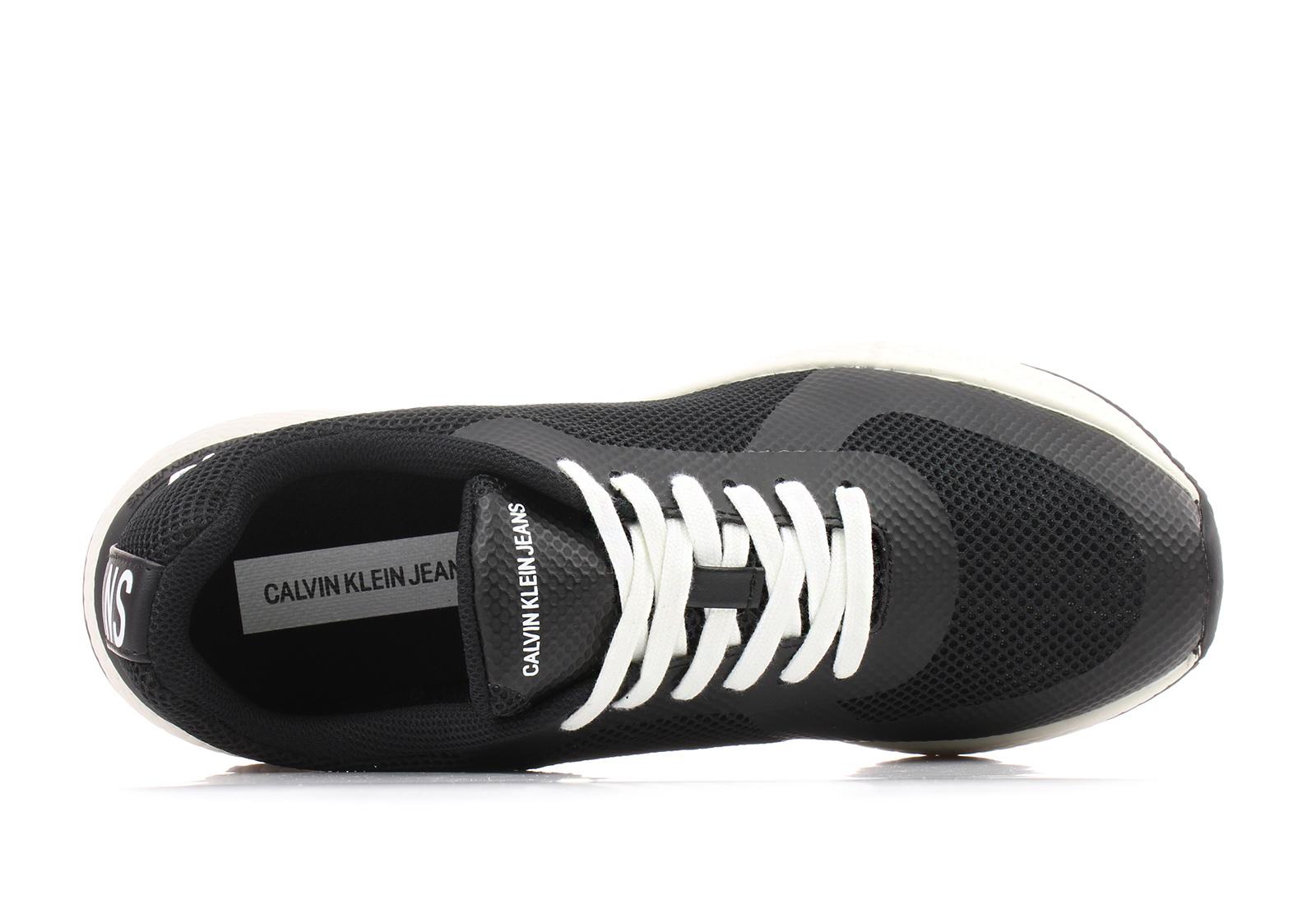 Calvin Klein Jeans Cipő - Amos - S0584-blk - Office Shoes Magyarország ac25f6ae9f