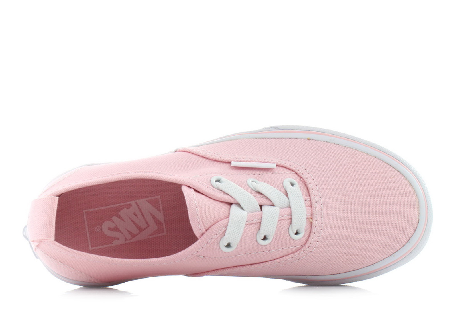 40c156da3961 Vans Cipő - Td Authentic Elastic Lace - VA38E8Q1C - Office Shoes ...