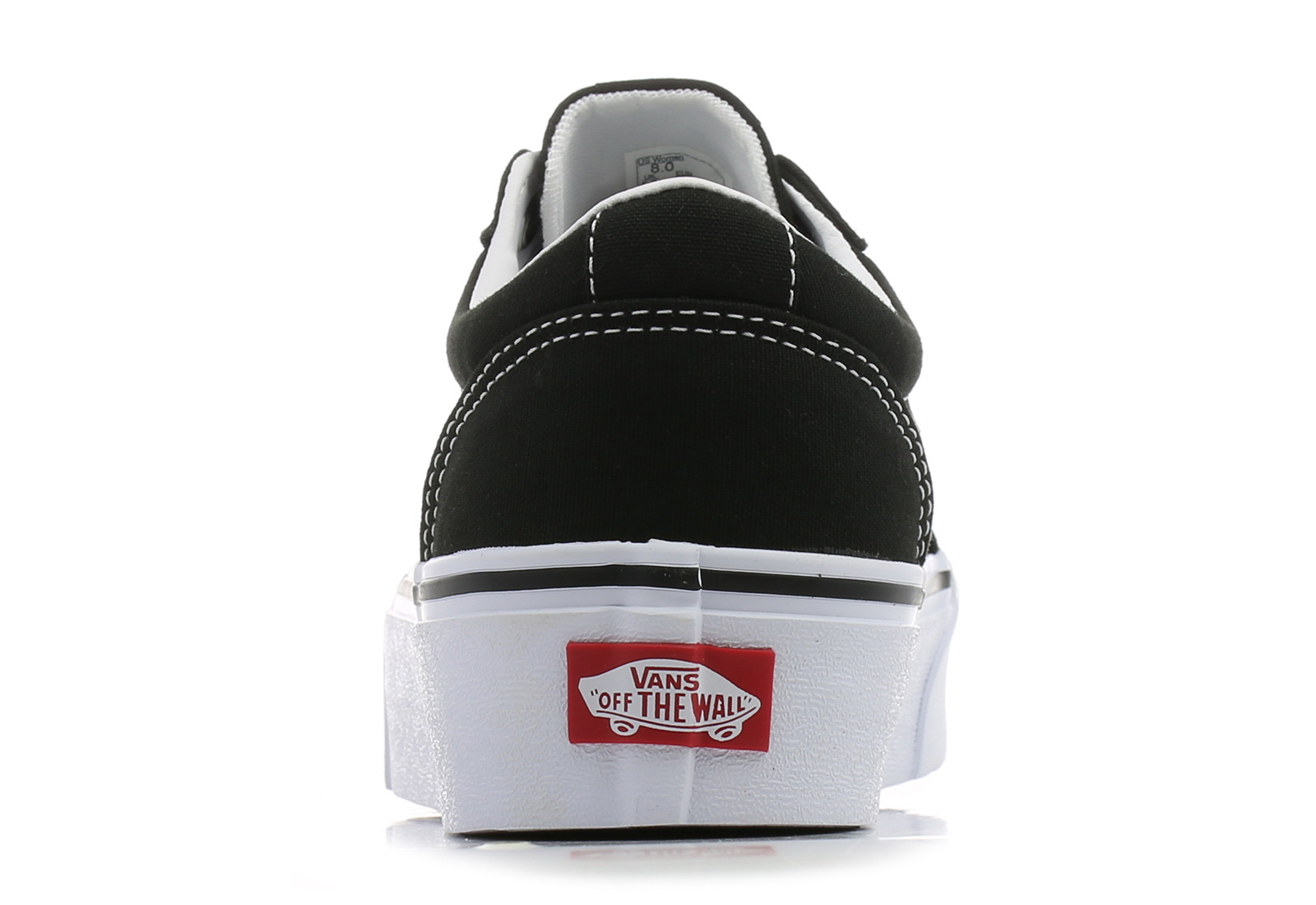 Vans Cipő - Wm Ward Platform - VA3TLC187 - Office Shoes Magyarország 7adf8fa4f7
