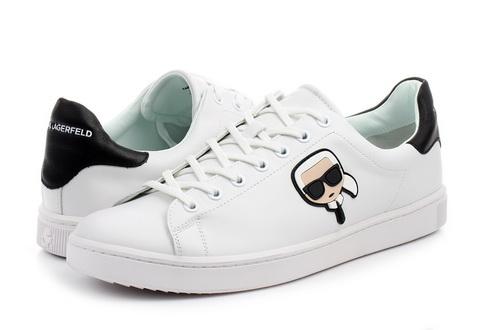 Karl Lagerfeld Čevlji Kourt Karl Ikonik