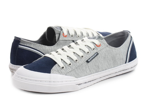 Superdry Półbuty Low Pro Retro