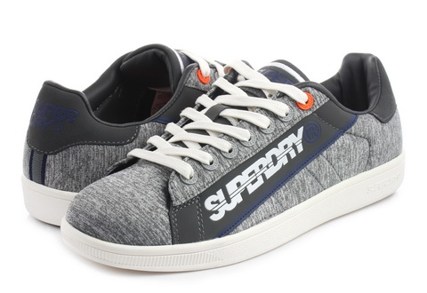 Superdry Półbuty Sleek Tennis Trainer