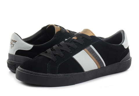 Superdry Półbuty Vintage Court Trainer