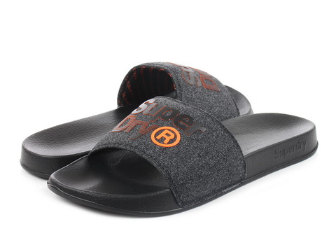 Superdry Klapki I Japonki Lineman Pool Slide