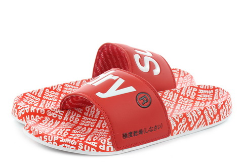 Superdry Natikači Superdry Aop Beach Slide