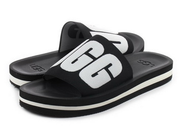 f77f42cb415 Ugg Slippers - Zuma Graphic - 1099833-blk - Online shop for sneakers, shoes  and boots