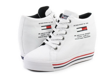 Tommy Hilfiger Topánky Nice Wedge 1d
