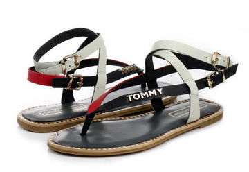 separation shoes 76f20 3a04f Tommy Hilfiger Sandals - Julia 87a - 19S-4023-020 - Online shop for  sneakers, shoes and boots