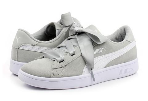 Puma Pantofi Smash V2 Ribbon Jr