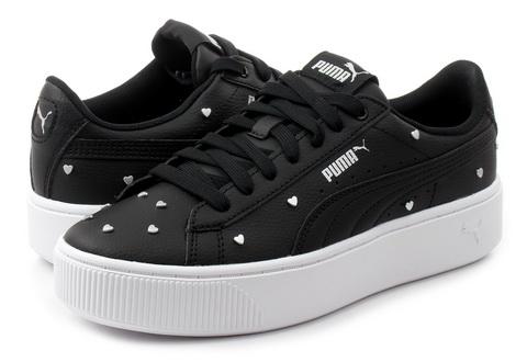 Puma Cipő Vikky Stacked Studs 36963601 blk Office Shoes Magyarország