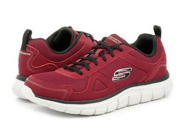 Skechers Półbuty Track Scloric 52631 bubk Obuwie i buty damskie, męskie, dziecięce w Office Shoes