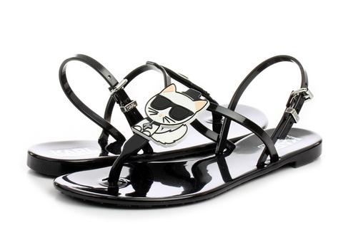 Karl Lagerfeld Sandale Jelly Ikonic Sandal