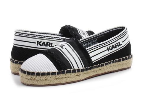 Karl Lagerfeld Cipő Kamini Patchwork