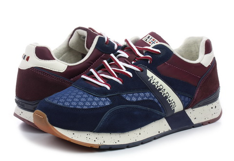 0ed51db364f9 Napapijri Cipő - 9srebut01 - N0YK7M-R85 - Office Shoes Magyarország