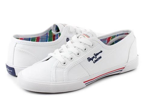 bd7f63631f Pepe Jeans Cipő - Aberlady Basic 17 - PLS30500800 - Office Shoes ...